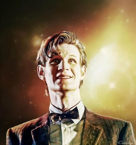 11th Doctor Fanart :)