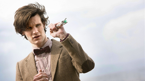 11th Doctor :)