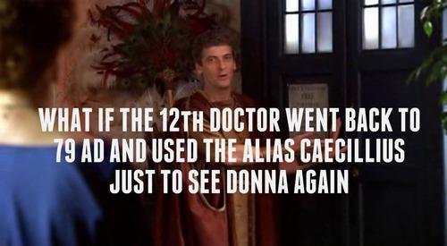 12th Doctor Fanart :)