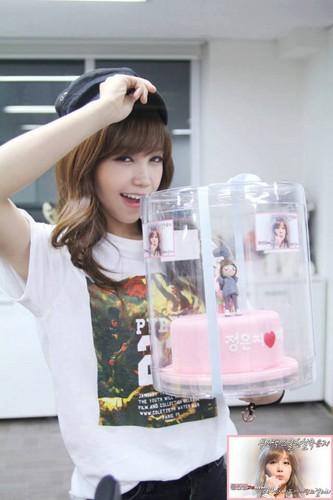 Korea Girls Group A Pink wallpaper called 130820_ eunji!