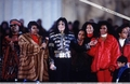 1993 Pre-Inauguration Ceremony - michael-jackson photo