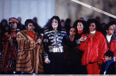 1993 Pre-Inauguration Ceremony