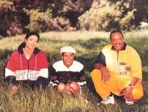 """1995 """"VIBE"""" Photoshoot"""