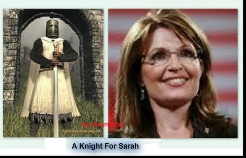 A Knight For Sarah