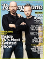 Aaron Paul & Bryan Cranston from Breaking Bad