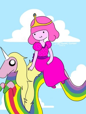 Adventure Time with Bonnibel and Rainicorn