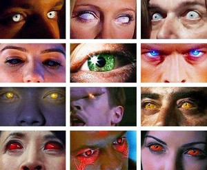 All the Supernatural Eyes!