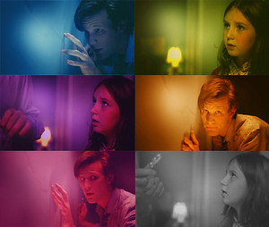 Amy and Eleven Fanart :)