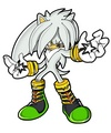 Anti-Silver (Steel) - silver-the-hedgehog photo