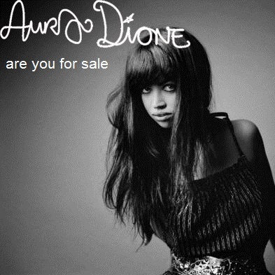 Aura Dione Fanclub kertas dinding probably containing a portrait entitled Aura Dione - Are anda For Sale