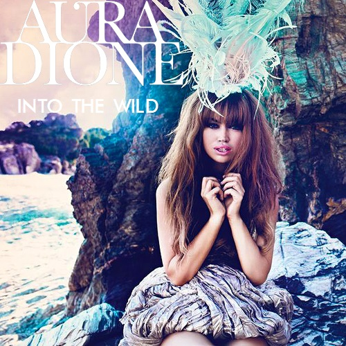 Aura Dione Fanclub karatasi la kupamba ukuta with a portrait titled Aura Dione - Into The Wild