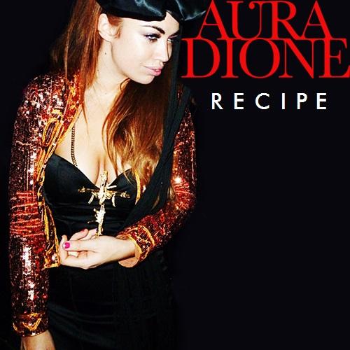 Aura Dione Fanclub karatasi la kupamba ukuta entitled Aura Dione - Recipe