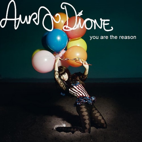 Aura Dione Fanclub 壁紙 called Aura Dione - あなた Are The Reason