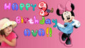 Avas pic - minnie-mouse fan art