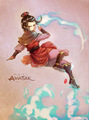 Azula is ready to fight - avatar-the-last-airbender photo