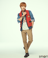 B1A4's Jinyoung  'SMART' School Uniform!  - b1a4 photo