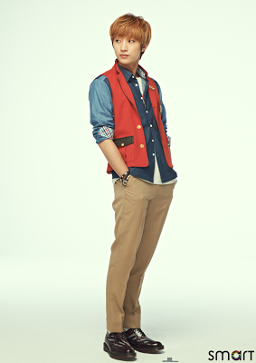 B1A4's Jinyoung 'SMART' School Uniform!