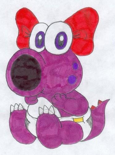 Baby Birdo Mario Kart Wii | www.imgkid.com - The Image Kid ...