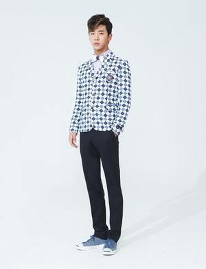 Bang Yong Guk for Skoolooks