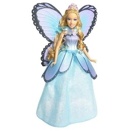 Barbie Mariposa doll the reyna