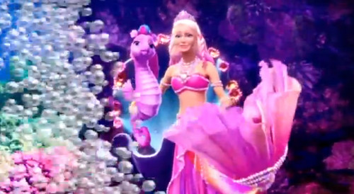 Barbie: The Pearl Princess (trailer) screenshot