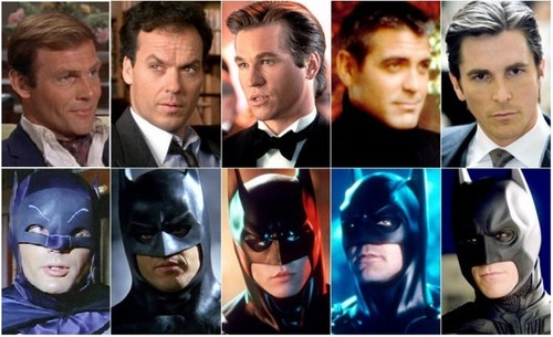 batman Through the Years