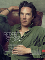 Benedict Cumberbatch - Vogue 2013