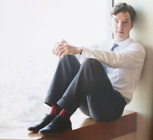 Benedict Cumberbatch wallpaper possibly containing a well dressed person titled Benedict Cumberbatch ♥