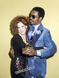 Bette And Stevie Wonder