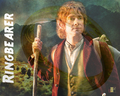 Bilbo Baggins ~ Ringbearer - the-hobbit fan art