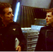 Bill& lee Adama - kraucik83 icon