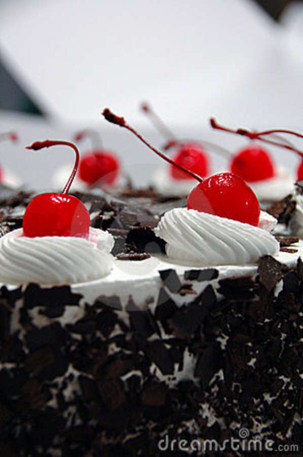 Colors Images Black Forest Cake Hd Wallpaper And Background Photos