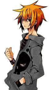 Blaze Phoenix, son of Ares/Mars.