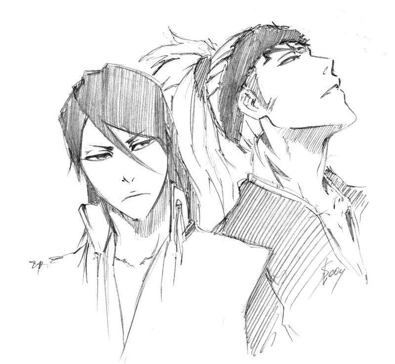 Bleach sketch