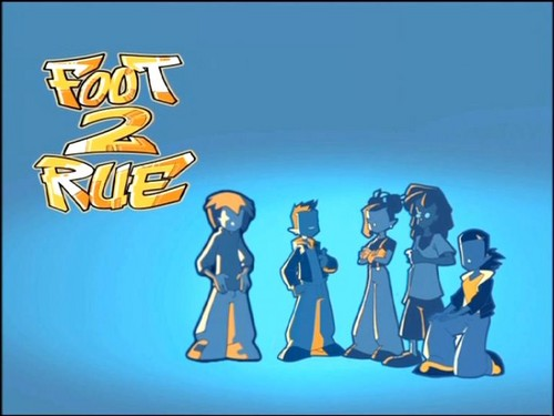 Blues - Foot 2 Rue