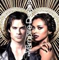 Bonnie and Damon - damon-and-bonnie fan art