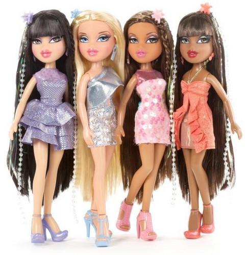 Bratz New poupées