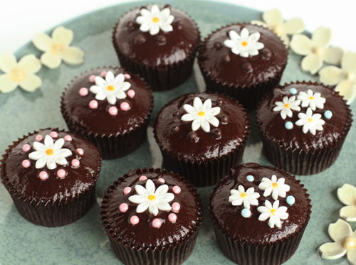 Brown Cupcake