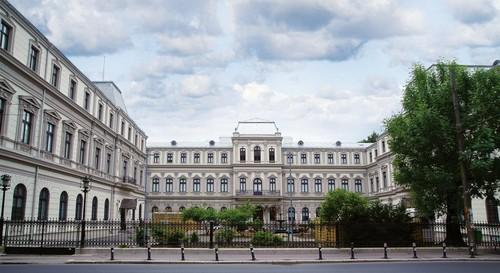 Bucharest Romania Muzeul Colectiilor de Arta Bucuresti