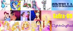 CAMH 20 in 20 Icon Contest Round 19 - Category: Fanart