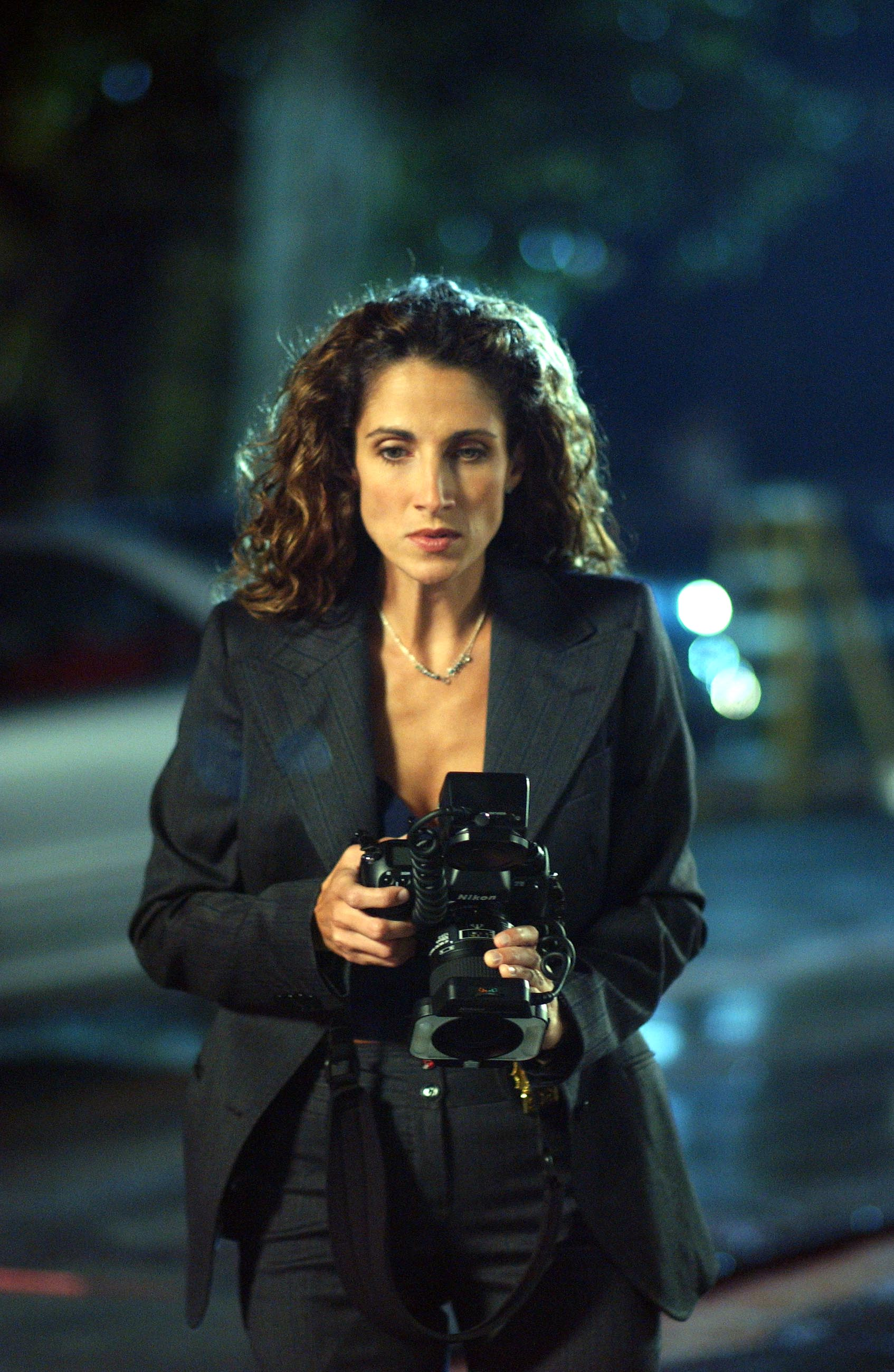 Melina Kanakaredes CSI : New York