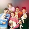 One Direction photo possibly with a portrait titled CUTE NILE