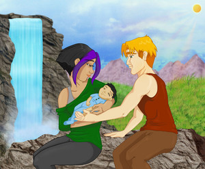 Cale and Akima's Family