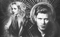 Caroline Forbes & Klaus Mikaelson