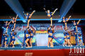 California Allstars - cheerleading photo