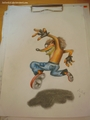 Crash Bandicoot's jumping - 3D