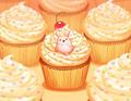Cupcakes - cupcakes fan art