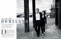 Damian Lewis// BRITISH VOGUE 2013