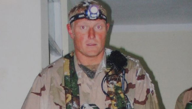Danny Nightingale: SAS sniper facing retrial over illegal possession of gun