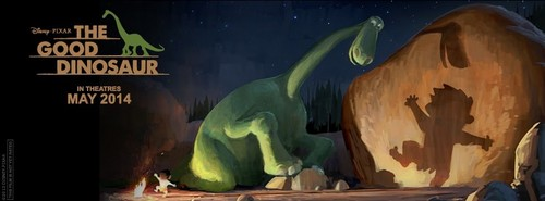 ডিজনি Pixar's The Good Dinosaur concept art